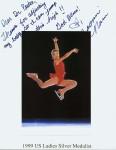 Naomi Nam-1999 US Ladies Silver Medialist