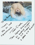 Josh-Irvine Swimming