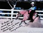 Nancy Flathers-Reining Champ